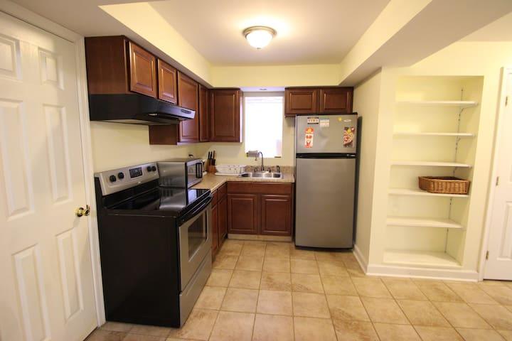 Basement Apartment of Home - Prince Frederick - Departamento