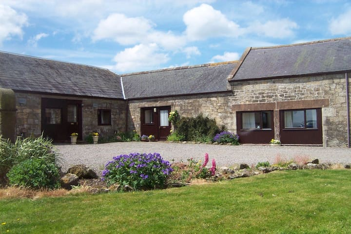 The Dairy Cottage, Lochside Farm, Sanquhar - Dumfries and Galloway - Hus