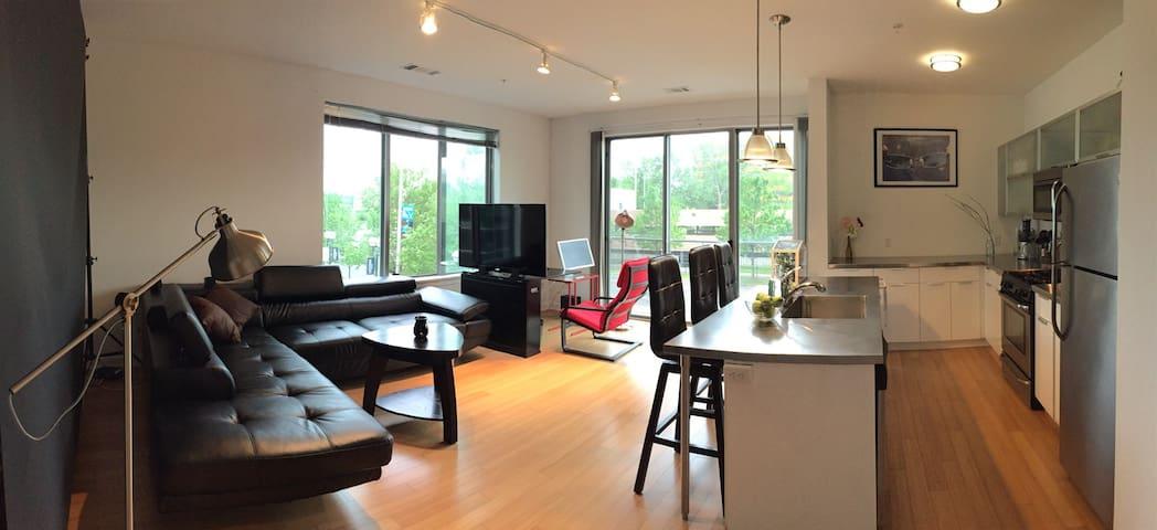 Best location Luxury Appartment - Stamford - Lägenhet