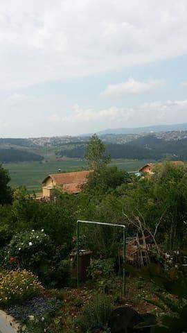 Atid House in Kibbutz Harduf - Kiryat Ata - Pension