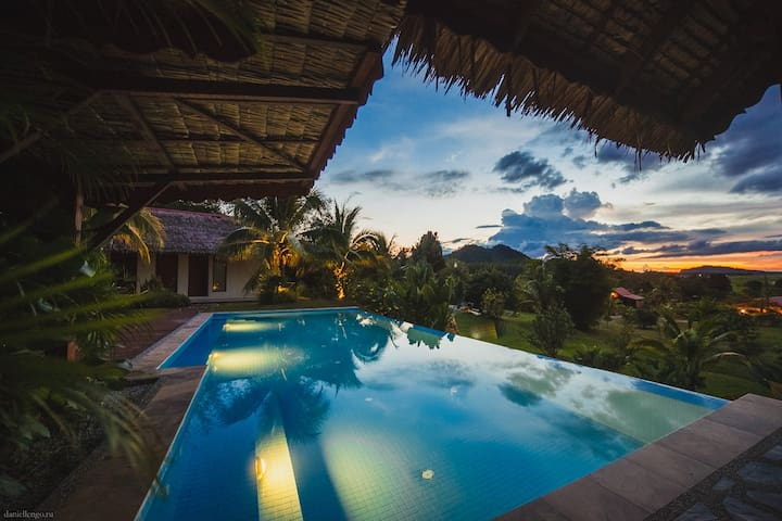 Alamanda Minang Villa -Amazing view - Jalan Makam Mahsuri, Langkawi - Villa