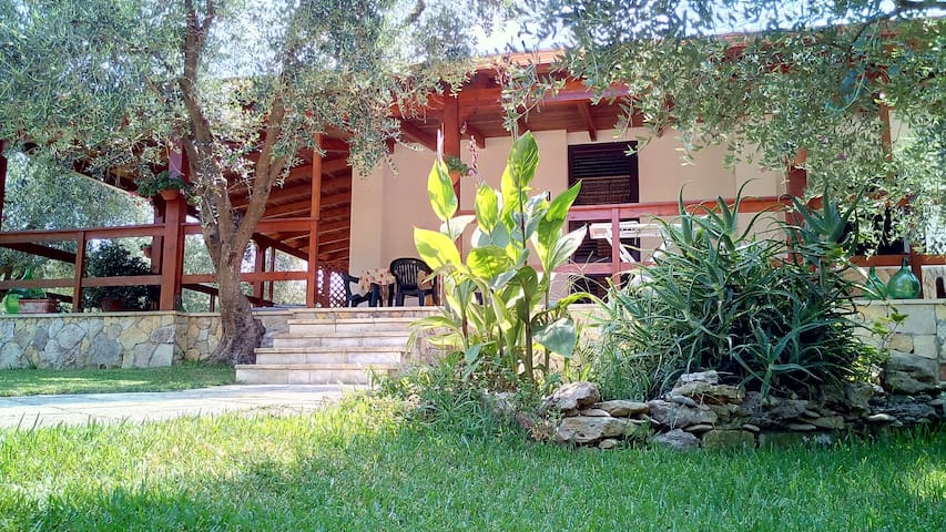 Ideal studio flat for a couple - Frassanito - Casa