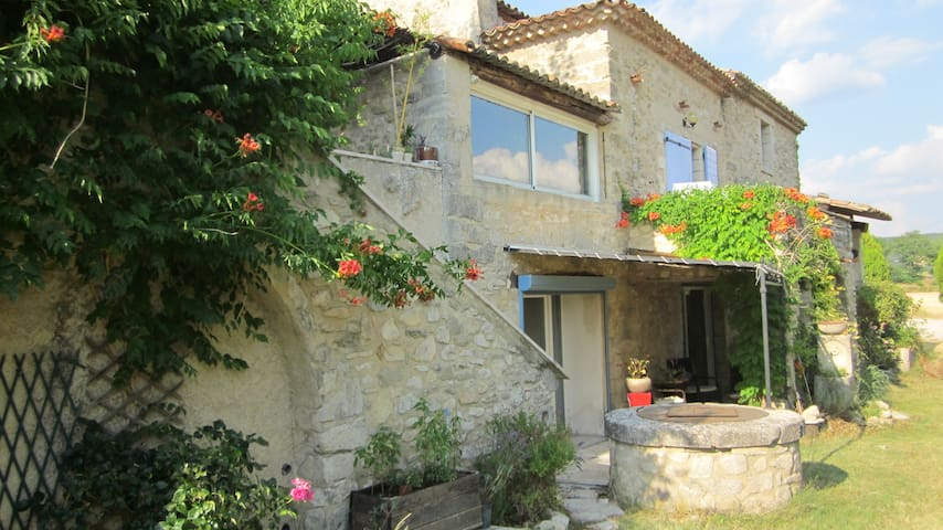Quiet appartment with Swimming Pool in Provence - Mane - Talo