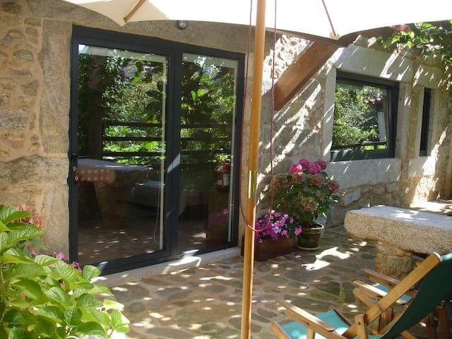 Casas da Calçada-Estúdio c/ jardim - Caminha - Apartemen