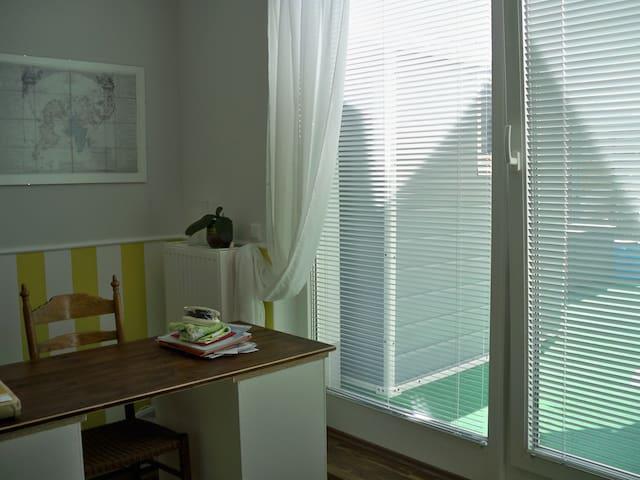 Very nice room close to Vienna - Wiener Neustadt - Departamento