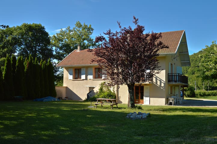 Maison à la campagne - Saint-Pierre-de-Curtille - Maison