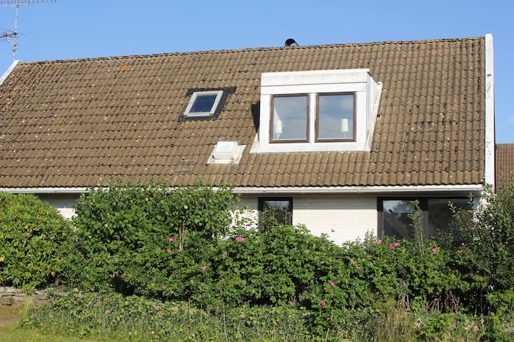 Mysigt hus nära golfbana och strand - Torekov - Casa