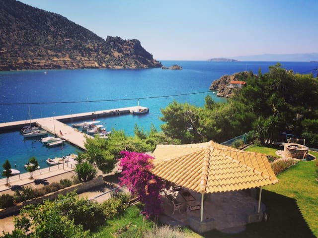 Apartment in Agios Isidoros near Delphi - Agios Isidoros - Appartement