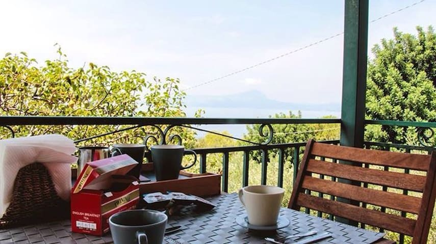 Suite con vista panoramica d'aMARE - Maratea - 家庭式旅館