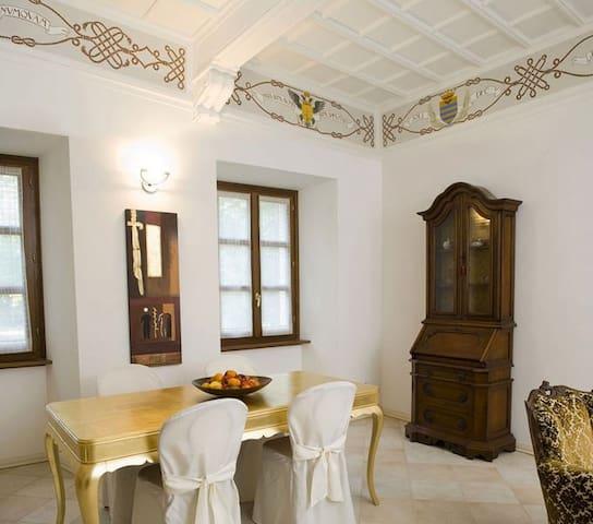 Apartment int. A2 at Villa Scati - Melazzo - Villa