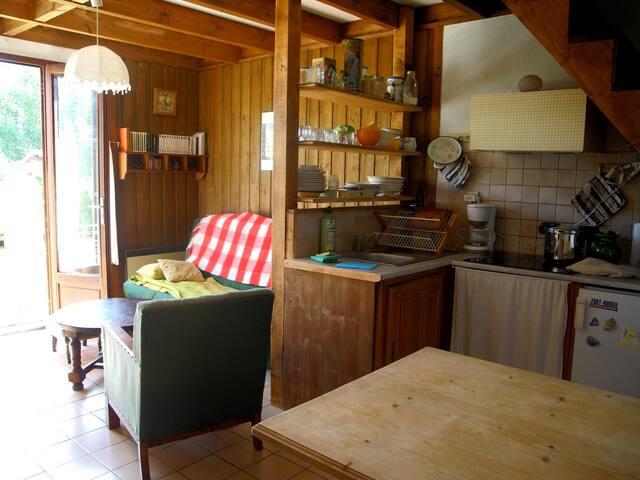 Séjour familial dans les Pyrénées   - Font-Romeu-Odeillo-Via - 一軒家