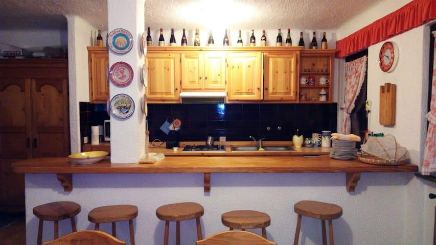 Appartamento per famiglie a Montecampione 1200 - Artogne - Daire