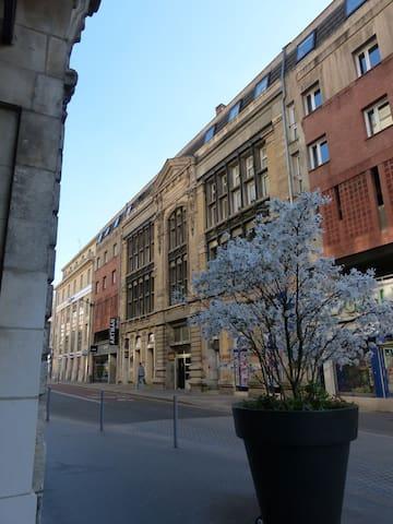 appartement centre ville - Amiens - Appartement