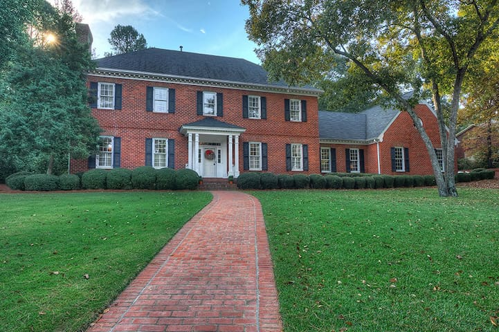 Southern Charm 7miles from Masters - North Augusta - Hus