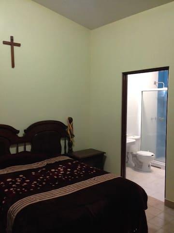 Habitación/Baño en PrivadaExclusiva - Texcoco