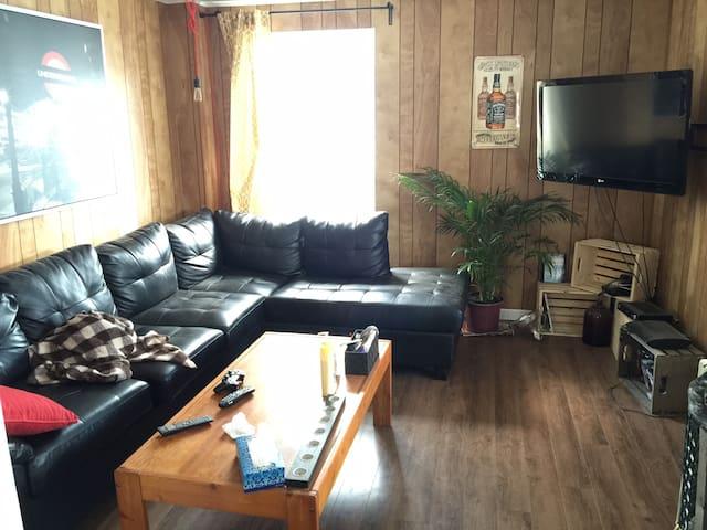 Chambre privée à Rivière-du-Loup - Rivière-du-Loup - Casa