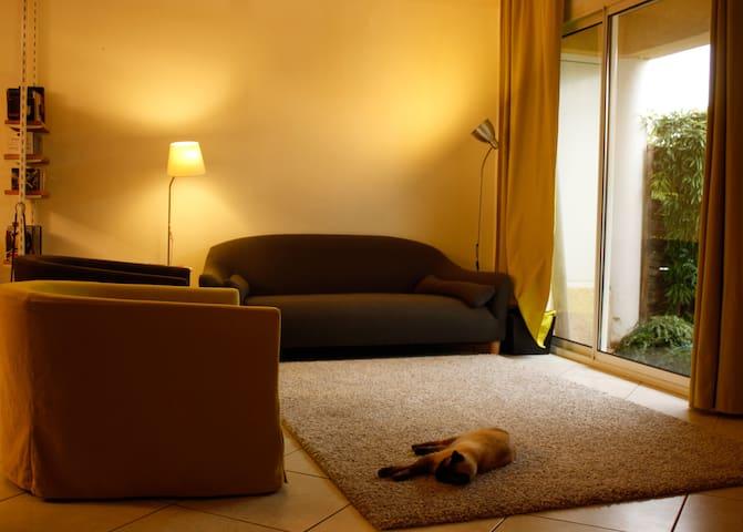 Chambre dans villa - Montpellier - Bed & Breakfast