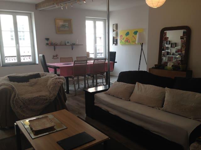 Appartement Duplex en Centre Ville - Auxerre - Leilighet