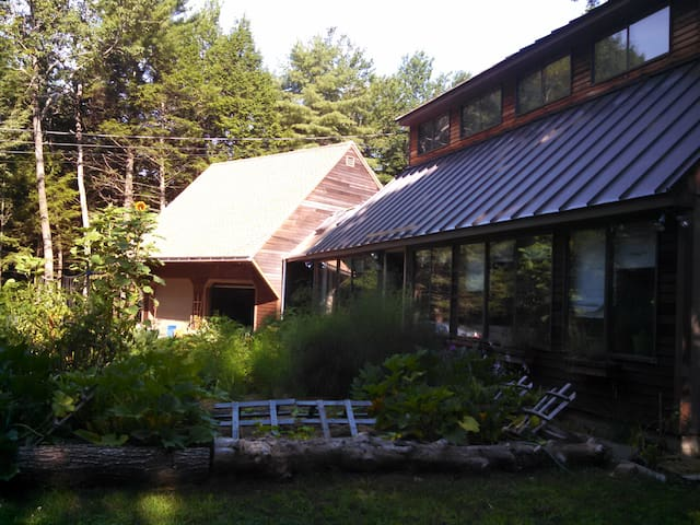Private Loft, own entrance; Falmouth, Maine - 法爾茅斯(Falmouth) - Loft空間