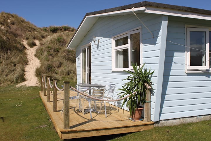 Beach Chalet at Gwithian, near St Ives Cornwall - Hayle