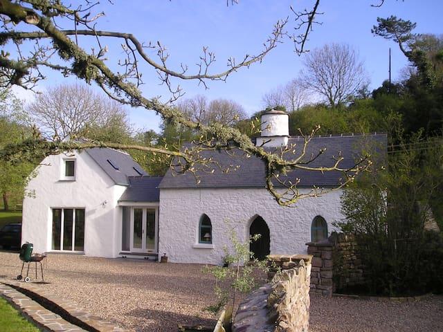 Shute Cottage, Manorbier - Tenby - Maison