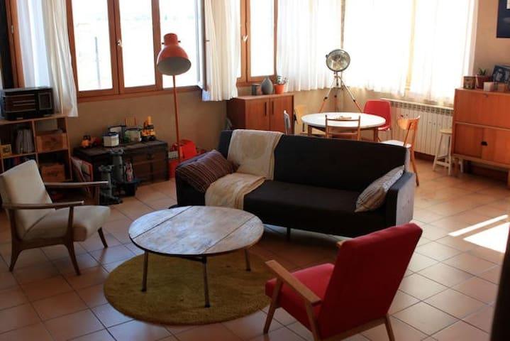 Appartement loft de caractère - Auch - Apartemen