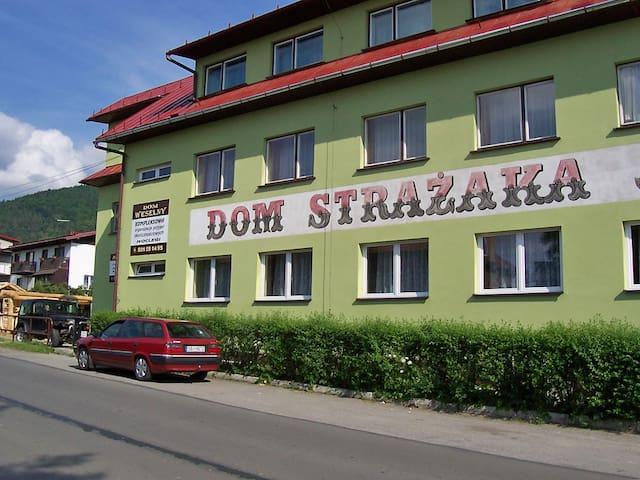 Hostel nad Jeziorem pokój nr 101 - Międzybrodzie Żywieckie - 旅社