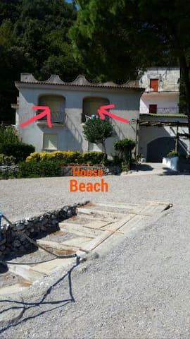 BEACH  HOUSE  AMALFI COAST - Vietri Sul Mare - Hus