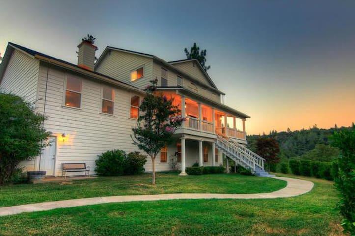 Beautiful Private Retreat - Sutter Creek - Ház