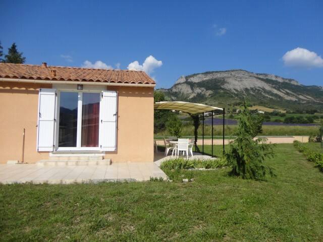 Belle maison individuelle de village - Séderon