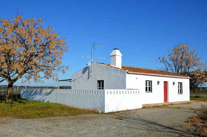 Monte da Boavista Gardian's House - Portalegre District - Huis