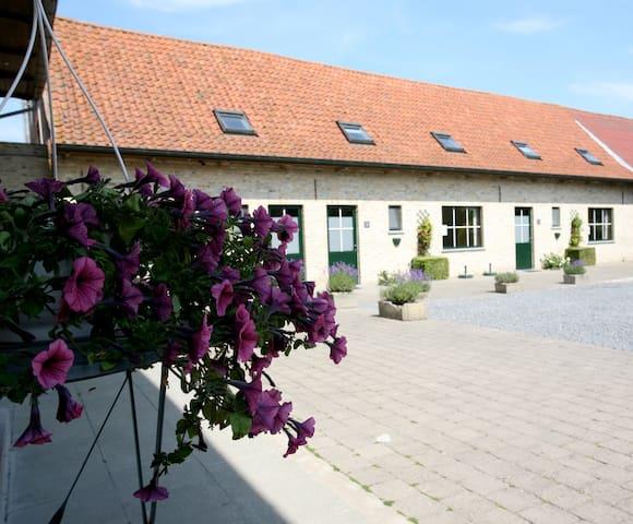 The Oakfarm - Alveringem - Stuga
