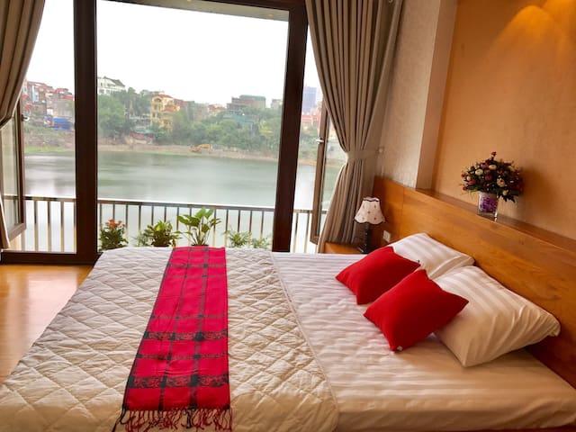 Bright Lake breeze apartment - Hanoi