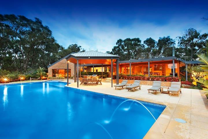 Door 27-Yarra Valley Resort Style Bed & Breakfast - Wonga Park - Bed & Breakfast