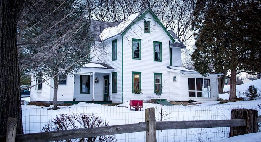 Charming Farmhouse/Homestead - Danielsville - Ev