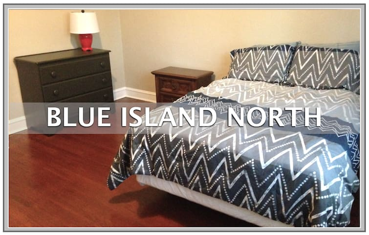 Med Students on Short Term Rotations BI North - Blue Island - Daire