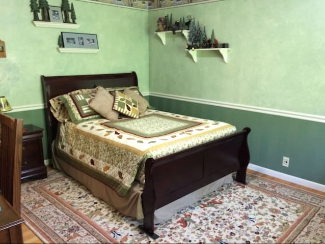 Single Room with Private Bath - Des Moines - Hus