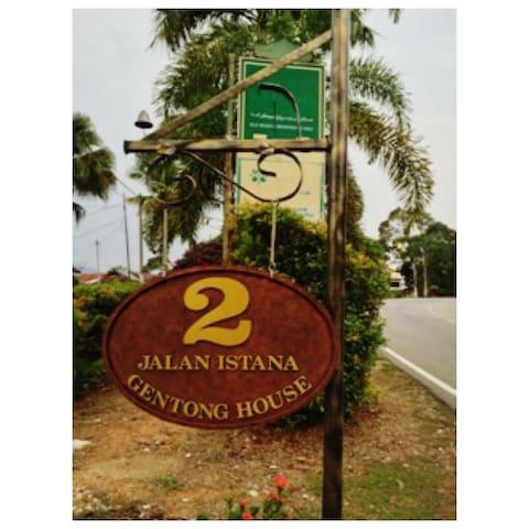 Gentong House Suite - Kuala Kangsar
