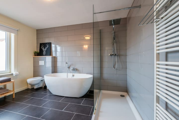 Luxurious guest suite near the centre of Bruges - Brugge - Misafir suiti