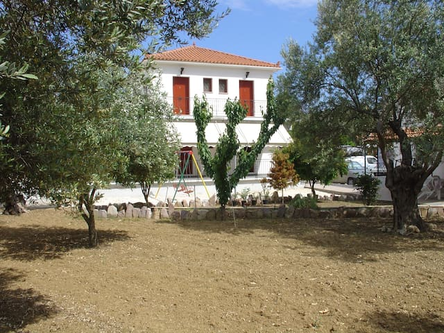 Olive Grove Guesthouse - Loutropoli Thermis