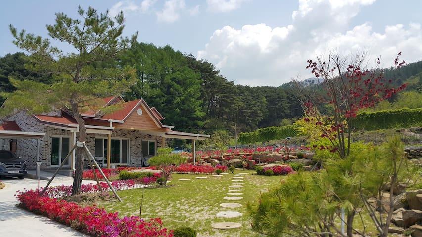 청정 지역에서 힐링 ㅡㅡ - Jucheon-myeon, Namwon-si - 獨棟