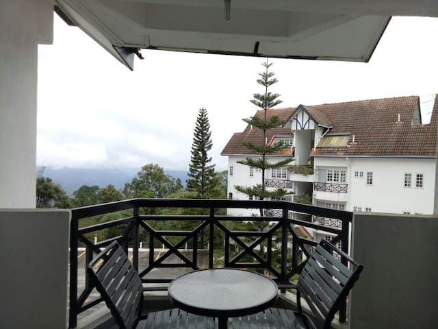 Comfy Home A232 (no cleaning fee) - Bukit Fraser - Daire