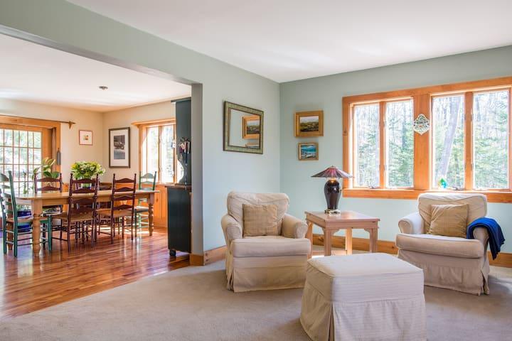 Blueberry Ledge - Boothbay - Maison