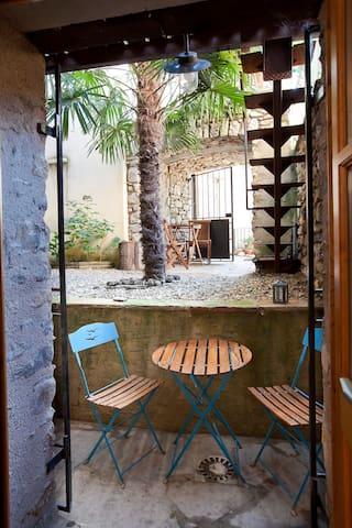 LE JAUR à OLARGUES dans le Parc du Haut Languedoc - Olargues - Appartamento