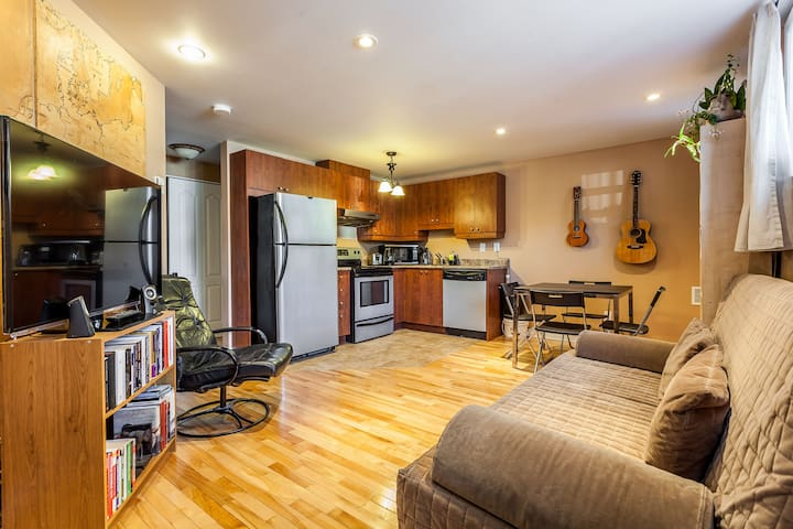 Cozy condo near airport and downtown Montreal - Montreal