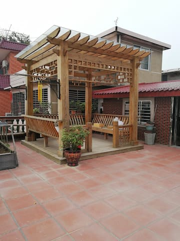 释雅山公园边的独栋闽南小筑(1) - Quanzhou - Ev