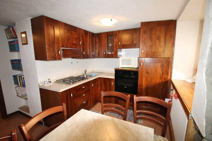 Appartamento Caldo Relax - Prestone - Appartement