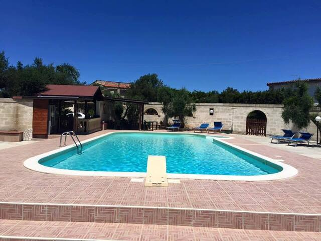 La Chianche B&B apartment with Pool - Spilonci - Casa de vacaciones
