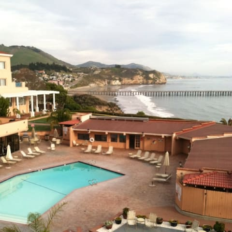 Cozy One-Bedroom Unit for Four-Available May 2017 - Avila Beach - Appartement