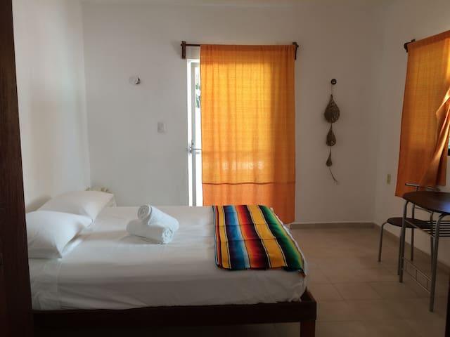 Casa Azul-Hotelito Holbox 5 room - Quintana Roo - Gjestehus